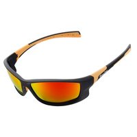 Polycarbonate Fishing Polarised Sunglasses for Small Face