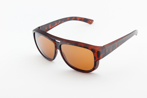 Stylish TR90 Lightweight Mirror Fitover Sunglasses